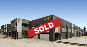 Factory, Warehouse & Industrial commercial property sold at 8/6-14 Wells Road Oakleigh VIC 3166