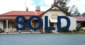 Hotel, Motel, Pub & Leisure commercial property sold at Morven NSW 2370