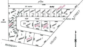 Development / Land commercial property for sale at Cnr Warrego Highway & Volker Street Dalby QLD 4405