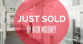Offices commercial property sold at Suite 602/53 Walker Street North Sydney NSW 2060