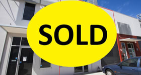 Factory, Warehouse & Industrial commercial property sold at 20/44 Sparks Avenue Fairfield VIC 3078
