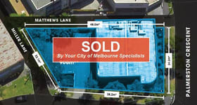Development / Land commercial property sold at 8 Palmerston Crescent South Melbourne VIC 3205