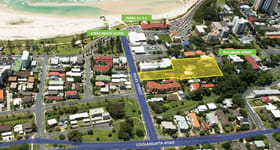 Development / Land commercial property sold at 7,9,9A,9B,11 and 8 & Rutledge Street and Miles Street Kirra QLD 4225