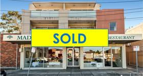 Shop & Retail commercial property sold at 109-111 Grange Road Glen Huntly VIC 3163