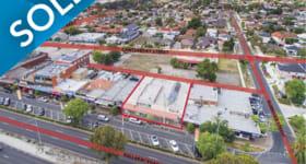 Development / Land commercial property sold at Shops 1-8/819-821 Ballarat Road Deer Park VIC 3023