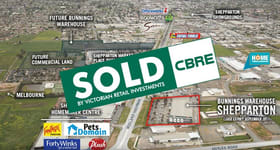 Showrooms / Bulky Goods commercial property sold at 225 Benalla Road Shepparton VIC 3630