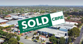 Shop & Retail commercial property sold at FITNESS FIRST BAYSIDE/241-245 BAY ROAD Cheltenham VIC 3192