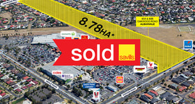 Development / Land commercial property sold at 80A & 80B Oakwood Road Albanvale VIC 3021