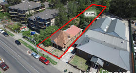 Development / Land commercial property sold at 8-10 Blaxcell Street Granville NSW 2142