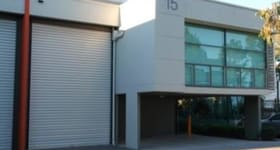 Factory, Warehouse & Industrial commercial property sold at 17 George Young Street Auburn NSW 2144