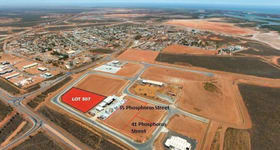 Development / Land commercial property sold at 35 Phosphorus Street Wedgefield WA 6721