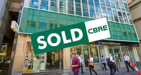 Medical / Consulting commercial property sold at Level 1/100 Collins Street Melbourne VIC 3000