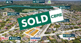 Development / Land commercial property sold at 38, 40 & 42 Manningham Road Bulleen VIC 3105