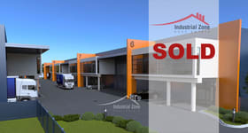 Factory, Warehouse & Industrial commercial property sold at 9/9 Fitzpatrick  Street Revesby NSW 2212