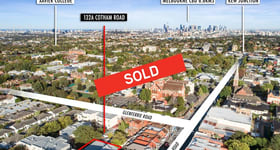 Development / Land commercial property sold at 132A Cotham Road Kew VIC 3101