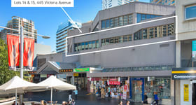 Medical / Consulting commercial property sold at 14 & 15/445 Victoria Avenue Chatswood NSW 2067