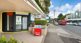 Medical / Consulting commercial property sold at Shop 3/108 Penshurst  Street Willoughby NSW 2068