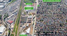Factory, Warehouse & Industrial commercial property sold at 387 Churchill Road Kilburn SA 5084