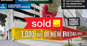 Shop & Retail commercial property sold at 152 Sturt Street Southbank VIC 3006