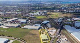Factory, Warehouse & Industrial commercial property sold at 96-118 Toll Drive Altona North VIC 3025