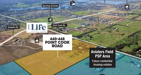 Development / Land commercial property sold at 440-448 Point Cook Road Point Cook VIC 3030