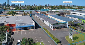 Factory, Warehouse & Industrial commercial property sold at 51 Upton Street Bundall QLD 4217