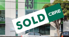 Factory, Warehouse & Industrial commercial property sold at 43 Stubbs Street Kensington VIC 3031