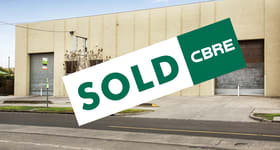 Factory, Warehouse & Industrial commercial property sold at 92 Gordon Street Footscray VIC 3011