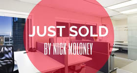 Offices commercial property sold at Suite 604/83 Mount Street North Sydney NSW 2060
