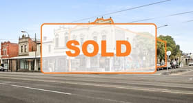 Offices commercial property sold at 499-501 Lygon Street Carlton North VIC 3054