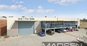Factory, Warehouse & Industrial commercial property sold at 1/67 Colebard Street West Acacia Ridge QLD 4110