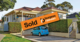 Medical / Consulting commercial property sold at 2 Dwyer Street Gymea NSW 2227