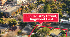 Development / Land commercial property sold at 30 & 32 Grey Street Ringwood East VIC 3135