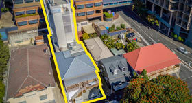 Offices commercial property sold at 490 Boundary Street Spring Hill QLD 4000