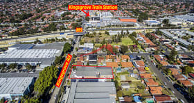 Factory, Warehouse & Industrial commercial property sold at 183 Kingsgrove Road Kingsgrove NSW 2208