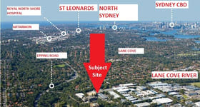 Development / Land commercial property sold at 23A Mars Road Lane Cove NSW 2066