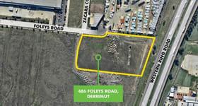 Development / Land commercial property for sale at 486 Foleys Road Derrimut VIC 3030