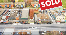 Shop & Retail commercial property sold at 178-180 Victoria Street Richmond VIC 3121