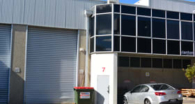 Factory, Warehouse & Industrial commercial property sold at 7/10 Yalgar Road Kirrawee NSW 2232