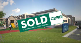 Medical / Consulting commercial property sold at 1-7 Reserve Road Melton VIC 3337