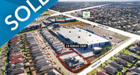 Medical / Consulting commercial property sold at 2-8 Bendigo Court Cranbourne VIC 3977