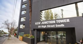 Offices commercial property sold at Suite 402/89 High Street Kew VIC 3101