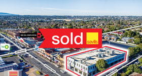 Offices commercial property sold at 852 Canterbury Road Box Hill South VIC 3128