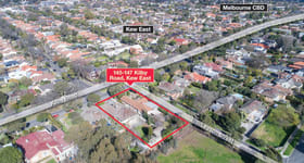 Development / Land commercial property sold at 145 Kilby Road Kew East VIC 3102