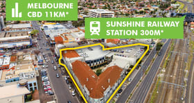 Medical / Consulting commercial property sold at 122a Harvester Road Sunshine West VIC 3020