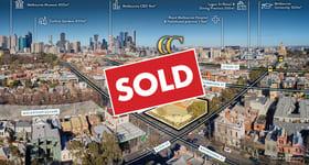 Development / Land commercial property sold at 129 - 135 & 137 - 143 Elgin Street Carlton VIC 3053