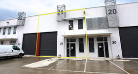 Factory, Warehouse & Industrial commercial property sold at 21/44 Sparks Avenue Fairfield VIC 3078