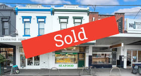 Shop & Retail commercial property sold at 703 Nicholson Street Carlton North VIC 3054