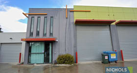 Factory, Warehouse & Industrial commercial property sold at 2/11 Trewhitt Court Dromana VIC 3936