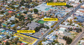 Development / Land commercial property sold at 147-153 Bridge Street Muswellbrook NSW 2333